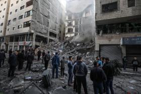 الكشف عن تطورات جديدة متعلقة ببرنامج الإعمار في غزة