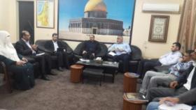 تفاصيل اجتماع وزارة التنمية الاجتماعية في غزة