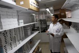 الصحة بغزة تحذر من تداعيات خطيرة على المرضى في ظل غياب الأدوية