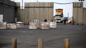 الاحتلال يماطل في إدخال 30% من المواد المحظورة إلى غزة وفق التفاهمات