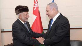عُمان: يجب أن تكون إسرائيل دولة صديقة للفلسطينيين وشريكة لهم