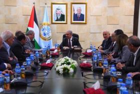"""الحكومة تأسف لمشاركة مصر والأردن في """"مؤتمر البحرين"""""""