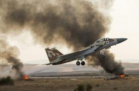 مقتل 3 جنود وإصابة 7 في غارة جديدة للطيران الإسرائيلي على الأراضي السورية