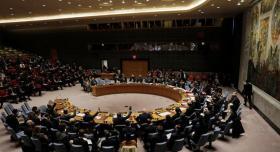"""روسيا تمنع مجلس الأمن من إصدار بيان """"غير متزن"""" حول إدلب"""