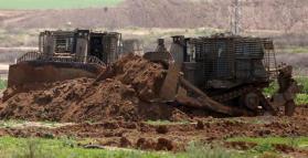 توغل إسرائيلي محدود شرق رفح