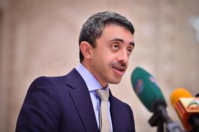 عبد الله بن زايد: الهجوم على 4 سفن نفط تم من خلال عملية تفجير تحت الماء