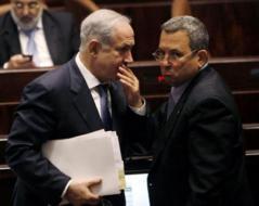 """باراك: تحالف حزبي """"العمل"""" و""""غيشر"""" يضر بفرص إسقاط نتنياهو"""