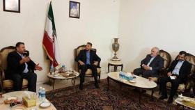 وفد رفيع من حركة حماس برئاسة العاروري يصل طهران لهذا الهدف