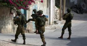 جيش الاحتلال يشن حملة اعتقالات في جنوب الضفة الغربية