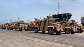 سوريا.. آليات عسكرية تركية تدخل خان شيخون في ريف إدلب