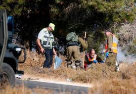 شاهد| التفاصيل الكاملة لمقتل الجندي قرب غوش عتصيون جنوب بيت لحم