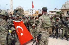 """الجيش التركي يعلن إطلاق عملية عسكرية في شمال العراق باسم """"المخلب الثالثة"""""""