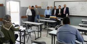 تعليم غزة: نسعى لإعلان نتائج المتقدمين للتوظيف اليوم