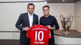 بايرن ميونيخ يتعاقد مع كوتينيو على سبيل الإعارة من برشلونة