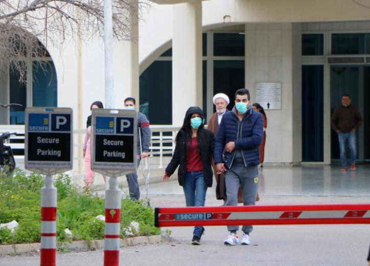تسجيل 21 إصابة بكورونا في لبنان وغرامات على عدم ارتداء الكمامة