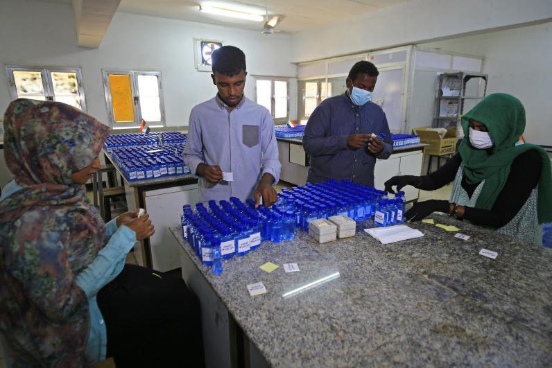 السودان.. 12 وفاة و215 إصابة جديدة بـ