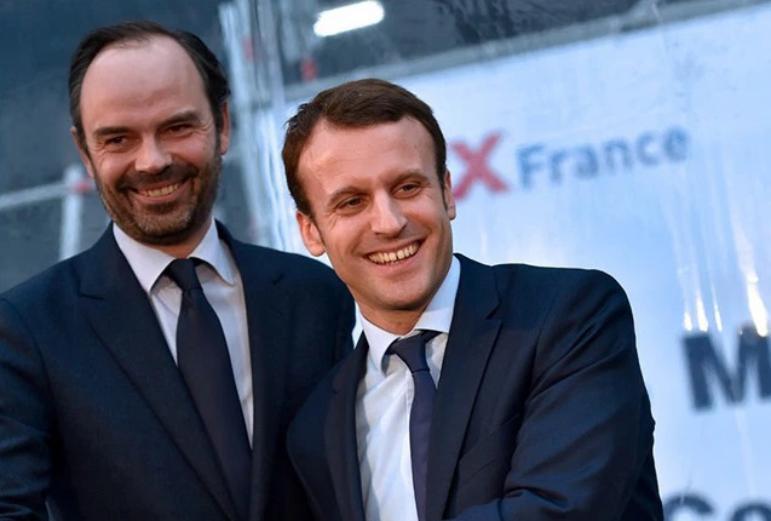 الاليزيه: استقالة الحكومة الفرنسية وعلى رأسها رئيس الوزراء إدوارد فيليب