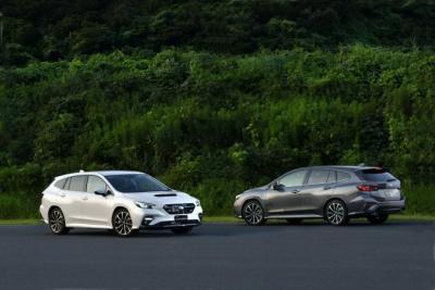 سوبارو تغيير مفاهيم السيارات العائلية بتحفة جديدة
