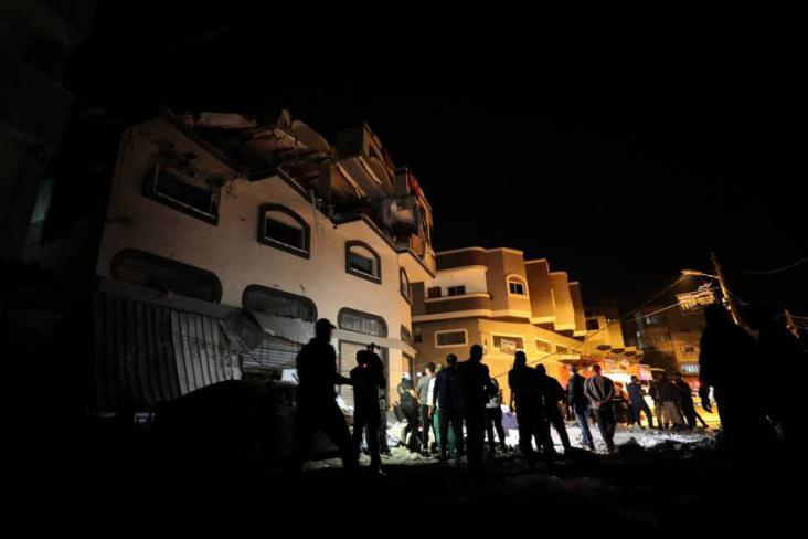 قناة: إسرائيل تخشى تصعيد بغزة في ذكرى اغتيال أبو العطا