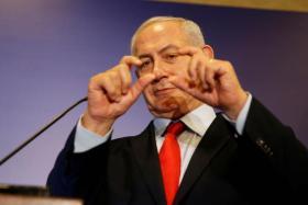 """نتنياهو يعلق على زيارة وفد إسرائيلي للبحرين: """"يوم مؤثر جدا"""""""