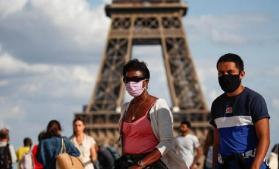 فرنسا تتجاوز عتبة 30 ألف إصابة بفيروس كورونا