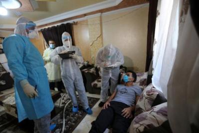 """لجنة الطوارئ تعلن تسجيل 27 إصابة جديدة بفايروس """"كورونا"""" في محافظة خانيونس"""