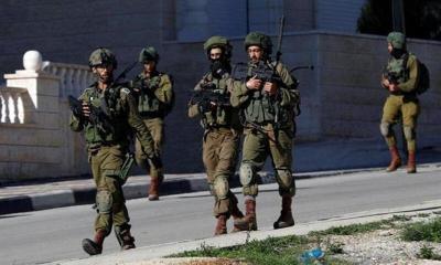 قوات الاحتلال تعتقل 446 مواطنا بينهم 63 طفلا و16 سيدة خلال تشرين الأول الماضي