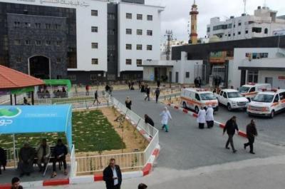 صحة غزة: جاري الانتهاء من قسم العناية المركزة بمستشفى غزة الأوروبي
