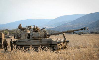 الجيش الإسرائيلي يعلن حالة التأهب على الحدود مع سوريا وغانتس يحذر من أن إسرائيل لن تتحمل أي اعتداء