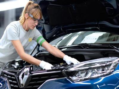 """""""رينو"""" الفرنسية تلجأ لمصانع المغرب لتخفيض كلفة إنتاج سياراتها"""