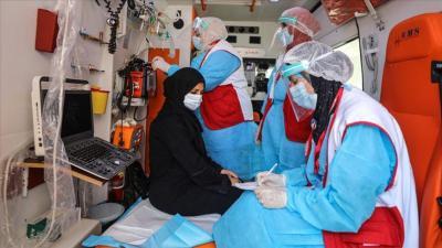 غزة : الصحة تنشر تفاصيل الخارطة الوبائية لفيروس كورونا بمحافظات القطاع
