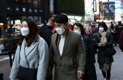 88 دولاراً غرامة عدم ارتداء كمامة في كوريا الجنوبية