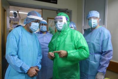 """طبيب فلسطيني في """"ووهان"""" الصينية يطرح خيارات للسيطرة على (كورونا) في فلسطين"""