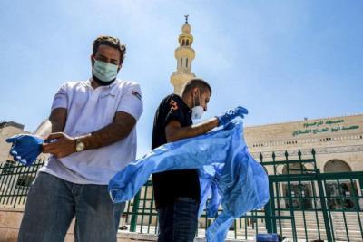 22 وفاة و1708 إصابات جديدة بـ (كورونا) في الأردن