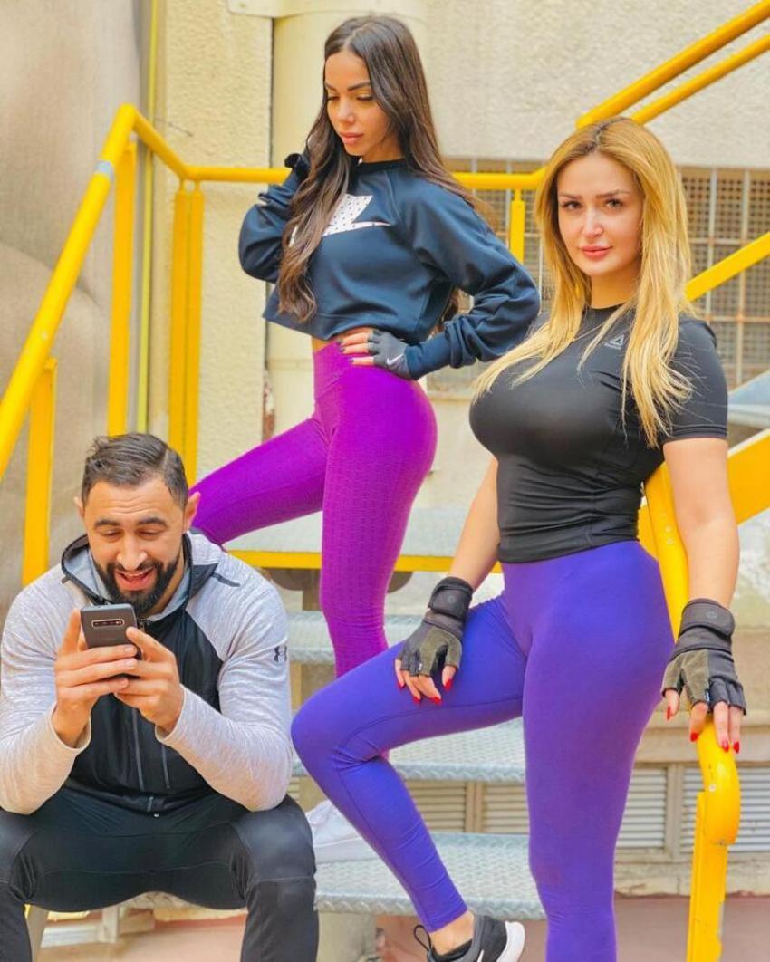 الإعلامية التونسية رانيا تومي بـ صور فاضحة ومثيرة
