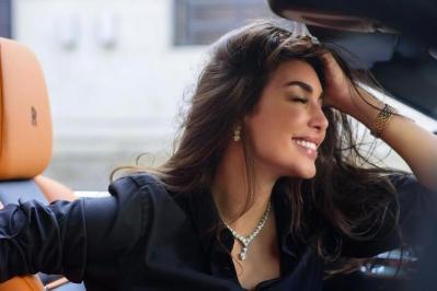 الفنانة ياسمين صبري مجدداً ضمن أجمل 100 وجه في العالم - صور مشاهير