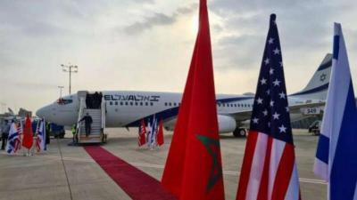 الجزائر وتونس تمنعان طائرة التطبيع الإسرائيلية من التحليق في مجالهما الجوي