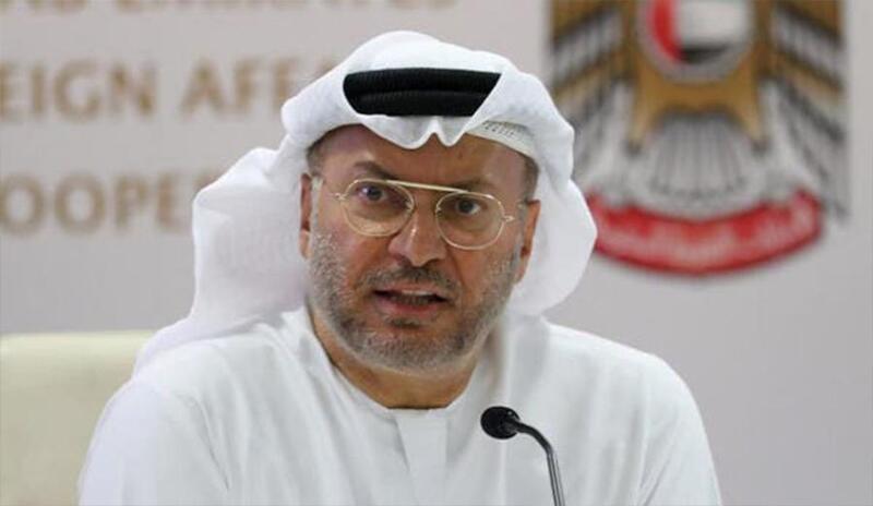 الوزير الإماراتي