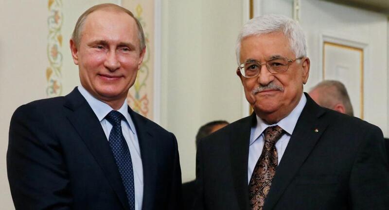 خلال اتصال هاتفي بوتين يناقش مع الرئيس عباس الحصول على اللقاح الروسي بأسرع وقت ممكن