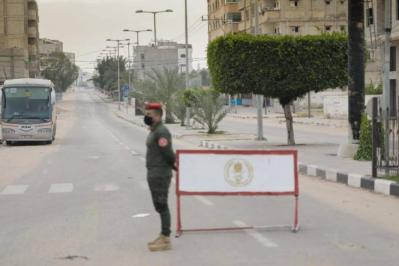 داخلية غزة: الإجراءات الحالية ستبقى سارية لنهاية الشهر والاغلاق الكامل ضمن الخيارات المطروحة