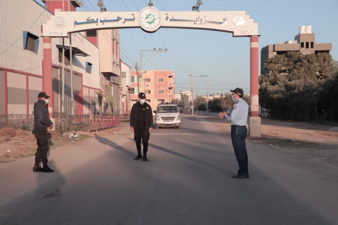 صحة غزة: 6 وفيات و617 إصابة جديدة بفيروس (كورونا)