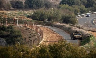 إصابات بانفجار قنبلة بدورية إسرائيلية على الحدود اللبنانية
