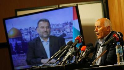 """الرجوب يدعو """"حماس"""" لإدراك أهمية الوحدة وتجاوز الانقسام"""