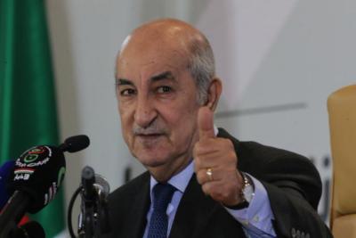 الرئيس الجزائري :موعدنا قريب على أرض الوطن والجزائر أقوى مما يظنه البعض