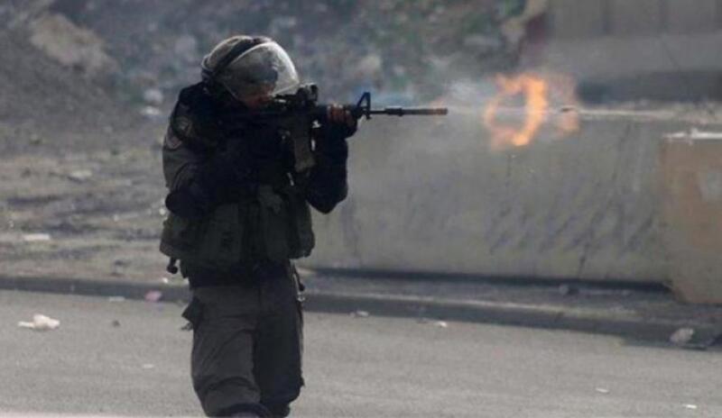 إصابة مواطنين برصاص الاحتلال جنوب جنين