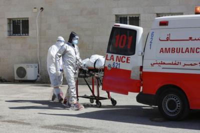 """وزارة الصحة: تسجيل 17 حالة وفاة و1639 إصابة جديدة بـ""""كورونا"""" بالضفة وغزة"""