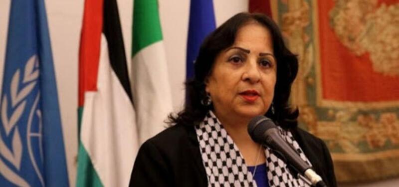 وزيرة الصحة: نسبة ايجابية فحوصات كورونا في فلسطين لا تزال مرتفعة