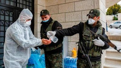 كورونا فلسطين : تسجيل 31 حالة وفاة و1514 إصابة جديدة