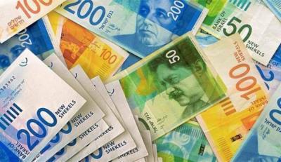 أسعار صرف العملات والدولار يواصل انخفاضه أمام الشيكل