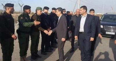 مصادر خاصة: في زيارة سريعة الوفد المصري يصل لغزة بعد ظهر اليوم
